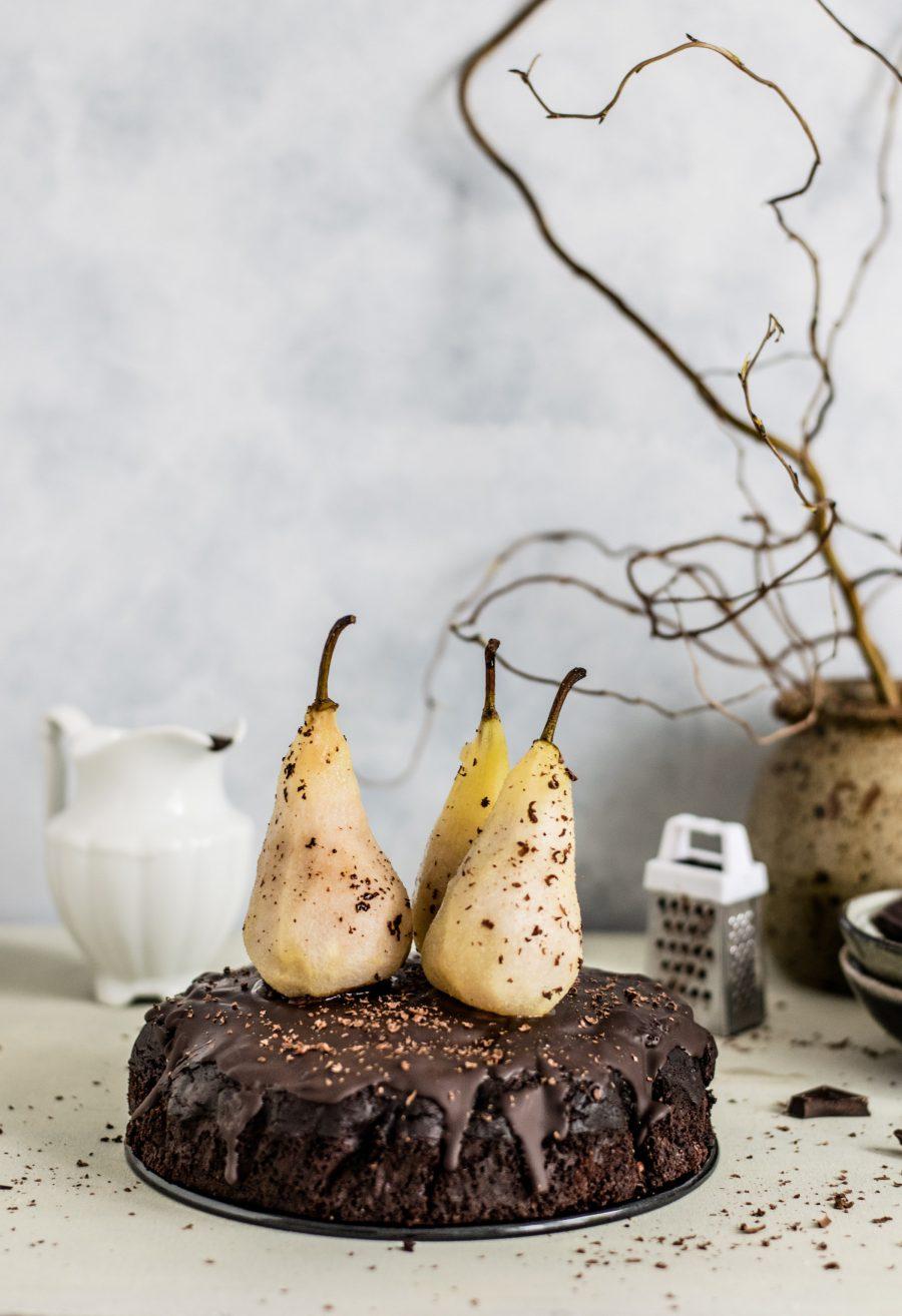 Yoga Moyo - Vegan Chocolade cake